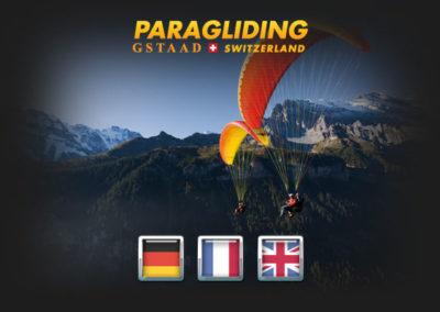 Parapente – Paragliding School Gstaad